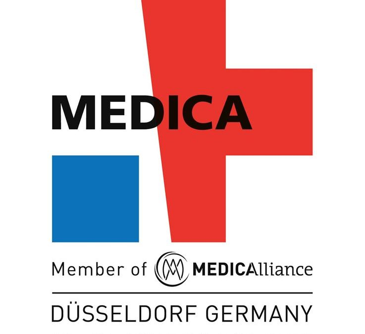 We are at Medica Trade Fair 2019!