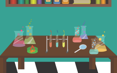 The spaces in lab (and not only)