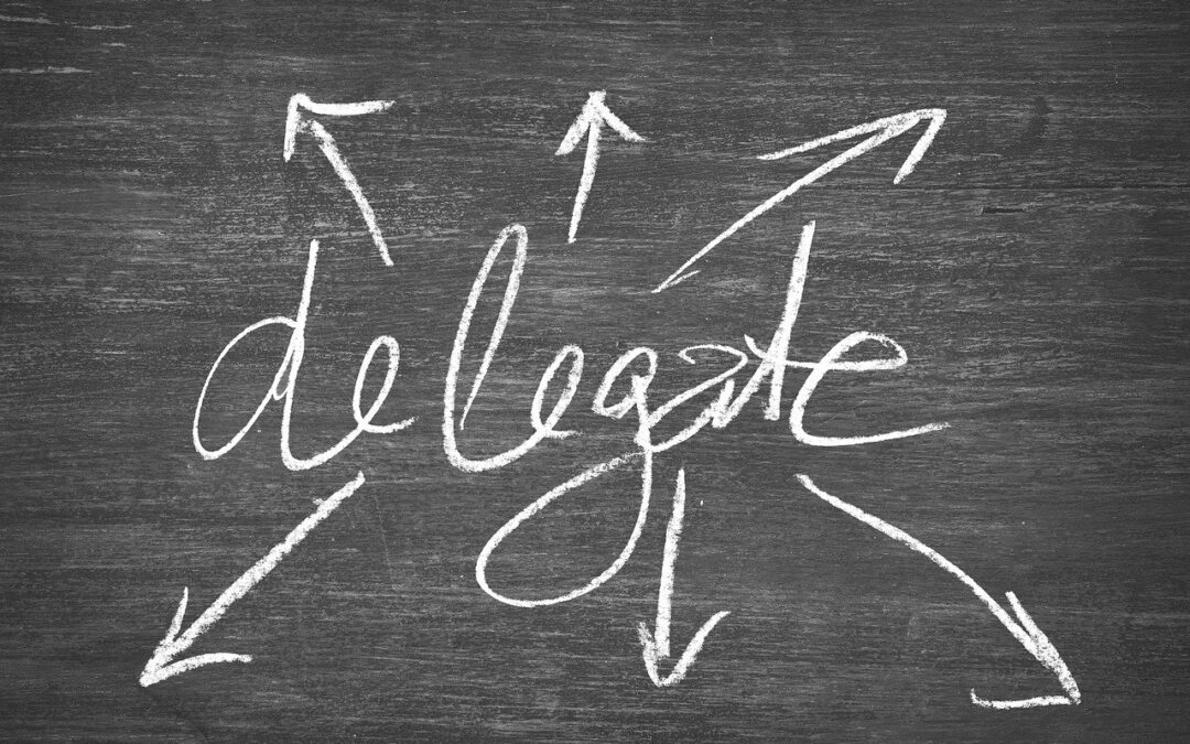 How to improve delegation