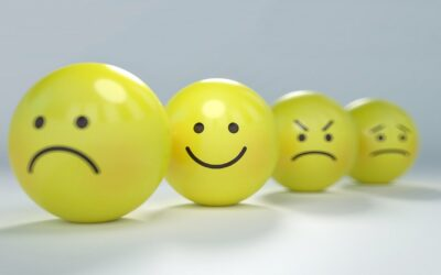 the importance of a smile and positive feelings at work